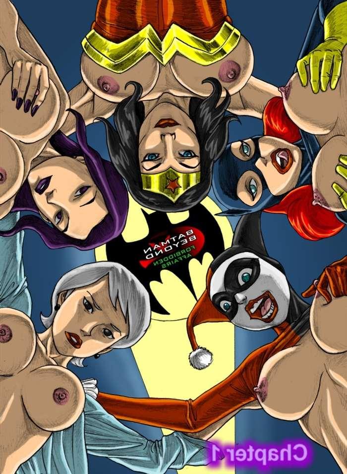 batman-comic-porn