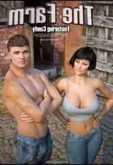 Blackadder - Dramatize expunge Farm, Erotic 3D Art