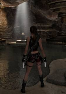 Crazyxxx3D Planet  - Clara Ravens vs. Mercenaries