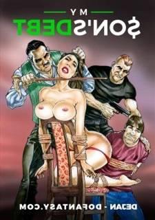 Dejan - My Sons Precept - Fansadox Amassing 469,  BDSM