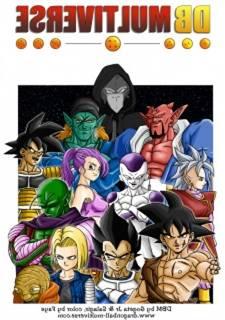 Dragonball-DB Multiverse Asura & Salagir
