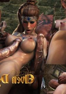 Elven Desire – Invasion-Tashas Cadency