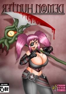 Evil-Rick  - Demon Hunter-Monster anus Erotica