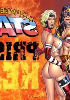 Freedom Pornstars Donjon Heat - SuperheroineCentral