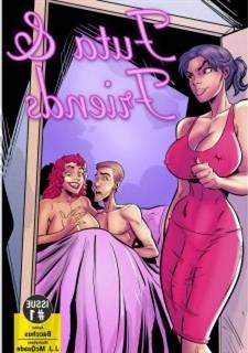 Futa and Buddies Issue 1 by Bot