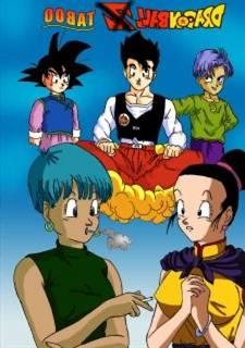 Gohan x Bulma – Dragonball Z