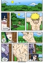 [Matt Wilson] Second him train,  Hinata. (Naruto)