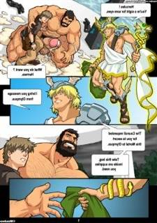 Hercules-Power Up Part 2 – Mauleo