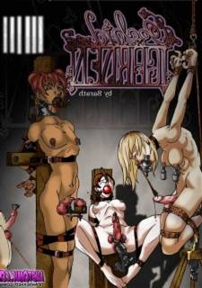 Lustomic - Orchid Garden 1 - BDSM