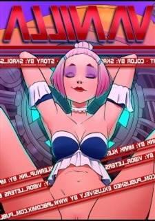 Jab Comix - Vanilla,  Adventure Horizon erotica