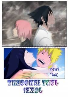 [Lesya7] Just Girl Joke! (Naruto)