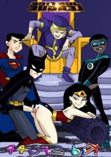 Justice League Unlimited - Kid Dick
