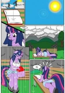My Little Pony-Hot Room