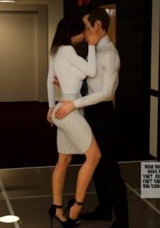Senderland Brashly - Meeting Dad, 3D Incest
