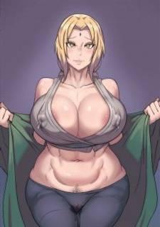 Metal Owl - Tsunade 5 - Naruto