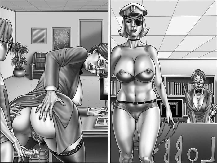 Interracial video free porn comix comics xxx