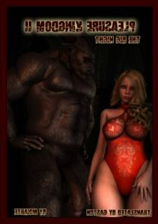 Moiarte - Delight Empire 2-Monster Sex 3D