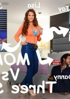 Mom VS 3 Son Sex mind – Brazzers