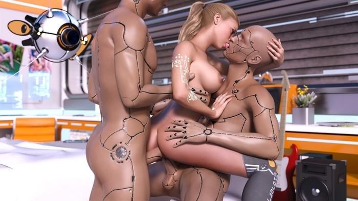 порно видео онлайн на роботе
