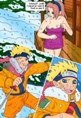 Naruto -  Passionate Winter Ill-lighted