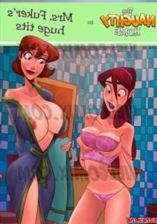 Tufos-Naughty Home - Mrs. Fuker's Huge Tits