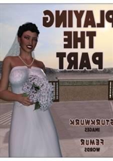 Gaming the Part-3D Unseen INCEST porn comics