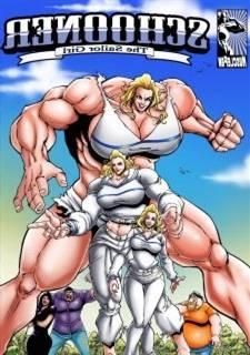 Schooner The Sailor Lady - MuscleFan,  Giant Slut