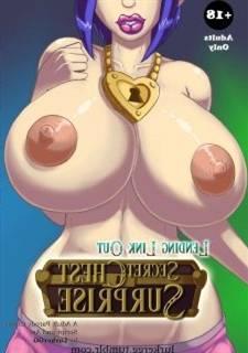 Secret Chest Confound - Olympian of Zelda,  lurkergg