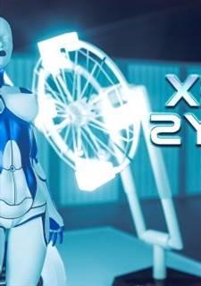 Naama - Sex Toys 3,  Tranny 3D