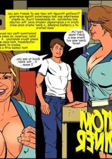 The Phantom Diner - Western Erotics