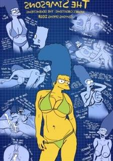 The Simpsons are The Sexenteins - Brompolos