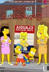 The Simpsons-Conquest be required of Springfield, Claudia