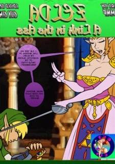 Zelda - A Link In Burnish apply Ass - MHF
